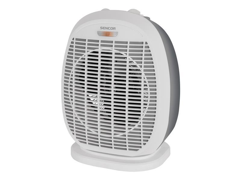 Teplovzdušný ventilátor SENCOR SFH 7057WH