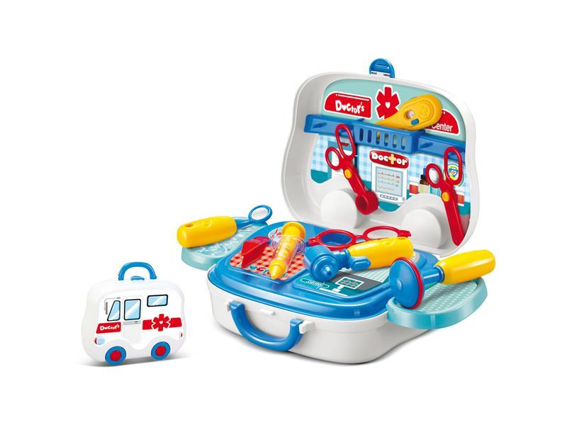 Dětský kufr doktor BUDDY TOYS BGP 2014