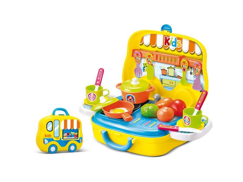 Dětský kufr kuchyňka BUDDY TOYS BGP 2015