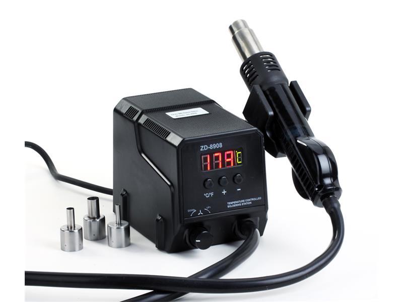 Horkovzdušná vyfoukávačka ZD-8908