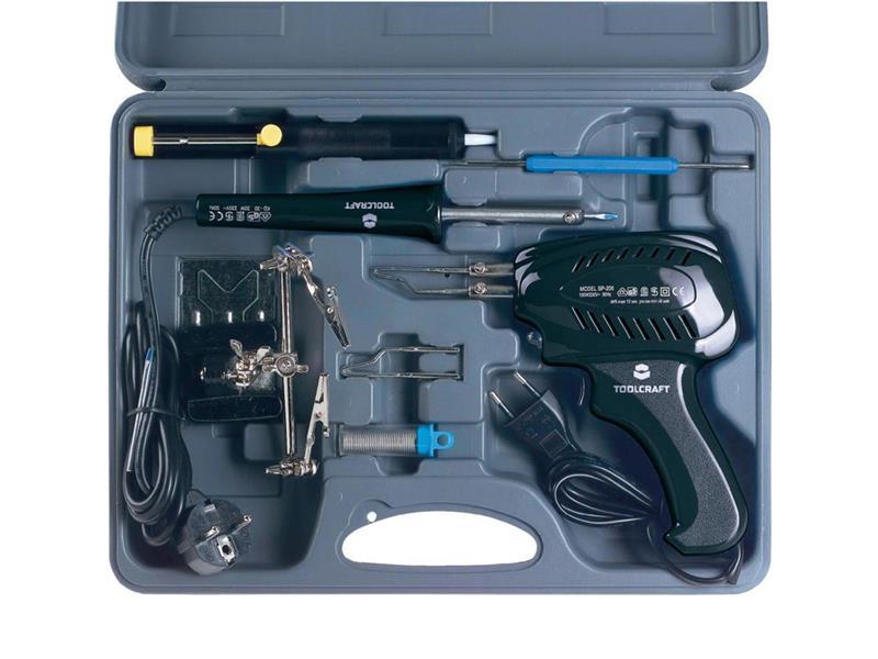 Pájecí souprava Toolcraft SK 3000 230 V 100 W