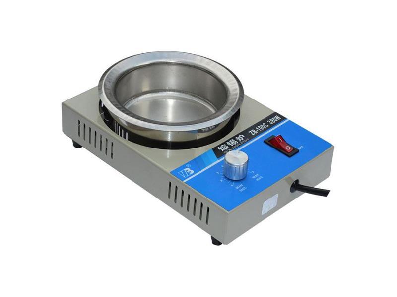 Pájecí lázeň ZB-100C pro 2,3kg pájky, 230V/380W