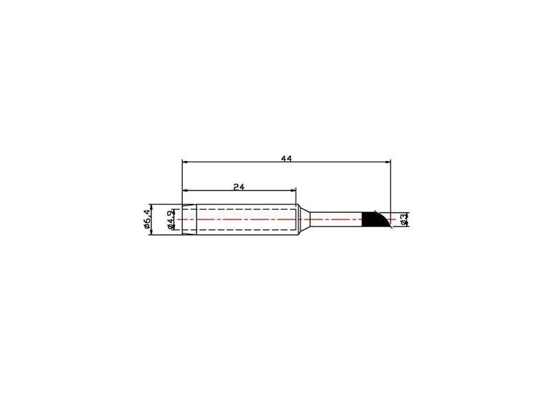Hrot N9-3 (ZD-8916,ZD-8917B,ZD-8922,ZD-8936)