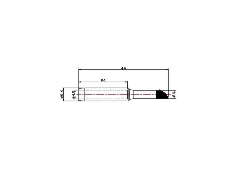 Hrot N9-4 (ZD-8916,ZD-8917B,ZD-8922,ZD-8936)