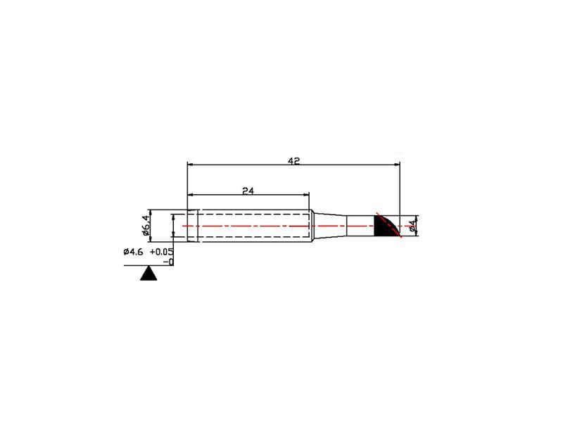 Hrot N9-46 (ZD-8922,ZD-8936,ZD-8951,ZD-8919,ZD-8917B)