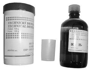 Chemie dentacryl sada  200g