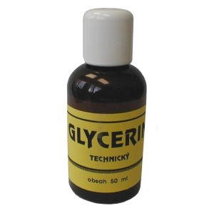 ELCHEMCO glycerín technický 50ml