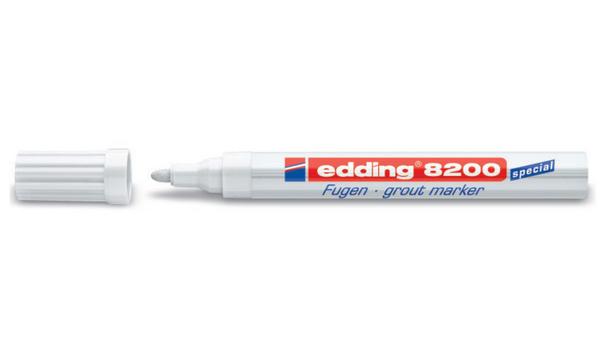 Fix popisovač spár dlaždiček Edding 8200
