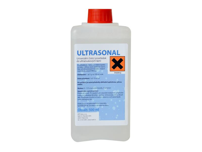 Koncentrát čistící ULTRASONAL 0,5L univerzální