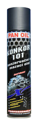 Olej KONKOR CLEANFOX 200ml