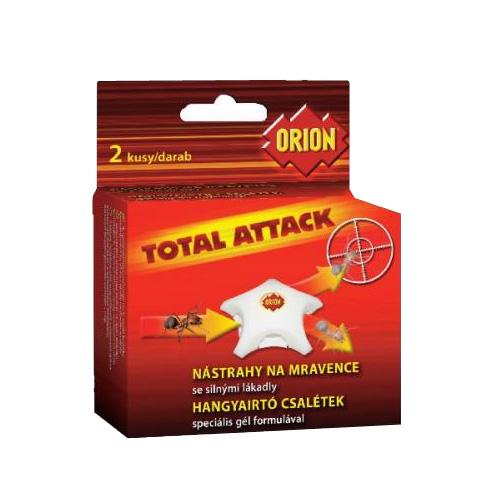 Nástraha na mravence TOTAL ATTACK