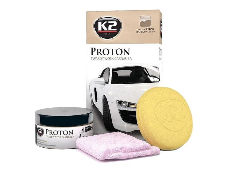 Chemie K2 PROTON 200 g - tvrdý vosk karnauba