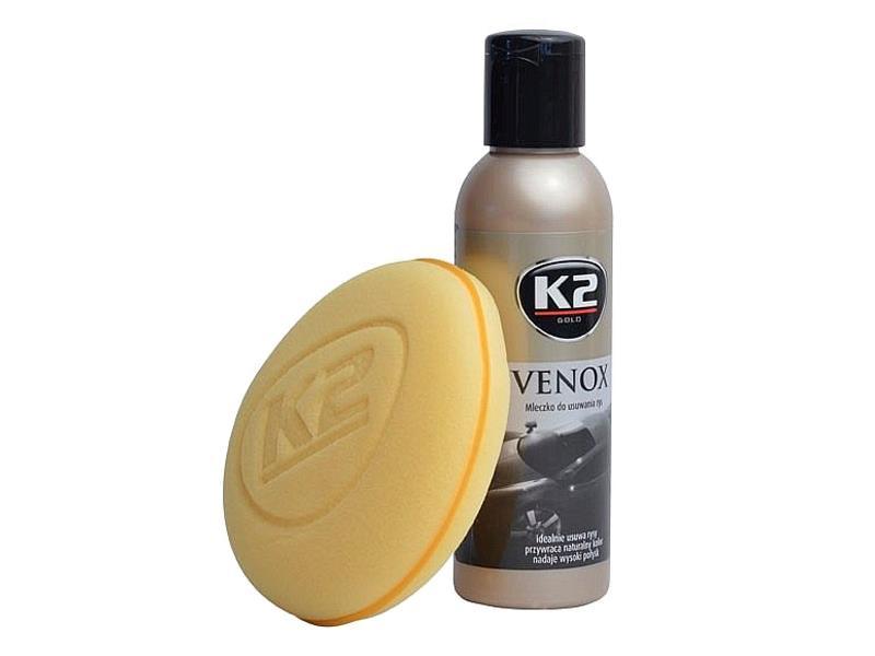 Chemie K2 VENOX 180 ml - obnovení laku bez škrábanců