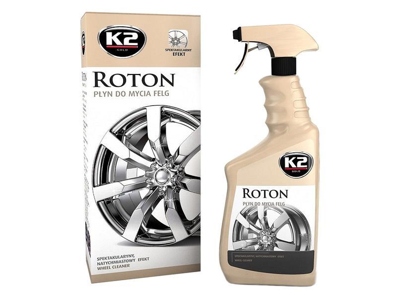 Chemie K2 ROTON 700 ml - profesionální čistič disků kol