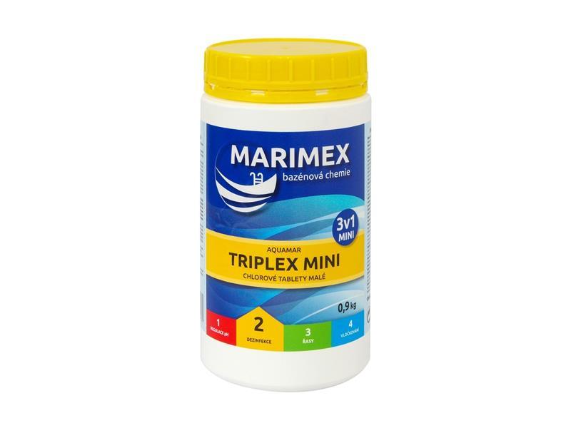 Chemie bazénová MARIMEX AQUAMAR TRIPLEX 0.9kg