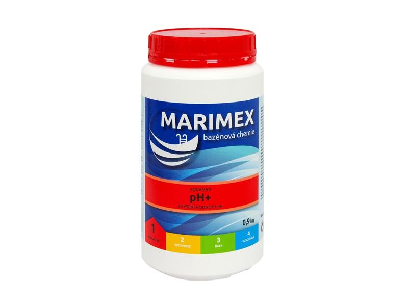 Chemie bazénová MARIMEX AQUAMAR PH+ 0.9 kg 11300010