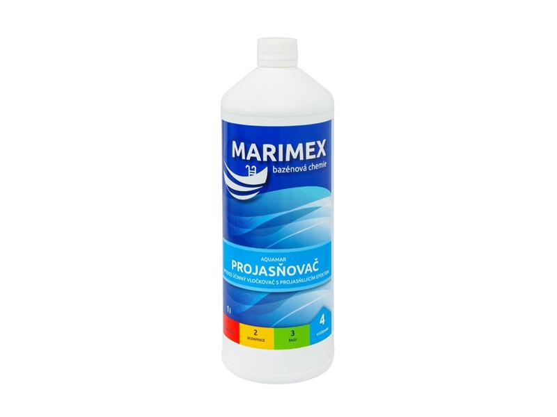 Chemie bazénová MARIMEX AQUAMAR PROJASŇOVAČ 1L
