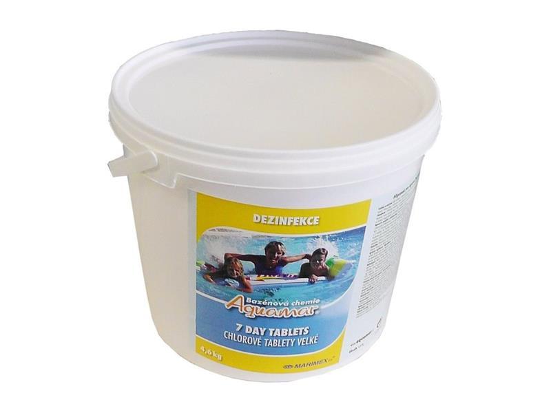 Chemie bazénová MARIMEX AQUAMAR 7 DAY TABLETS 4.6kg