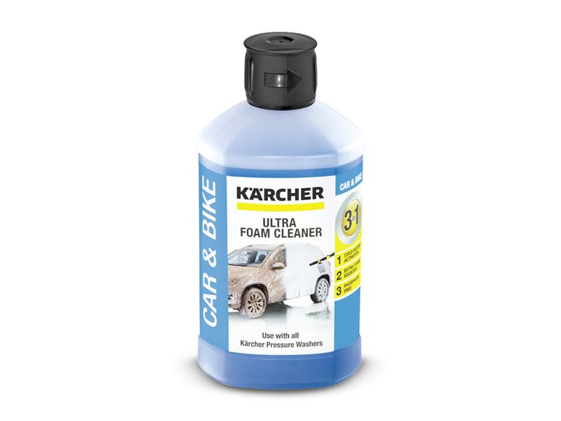 Autošampón KÄRCHER FOAM CLEANER 3v1 1l 6.295-743.0