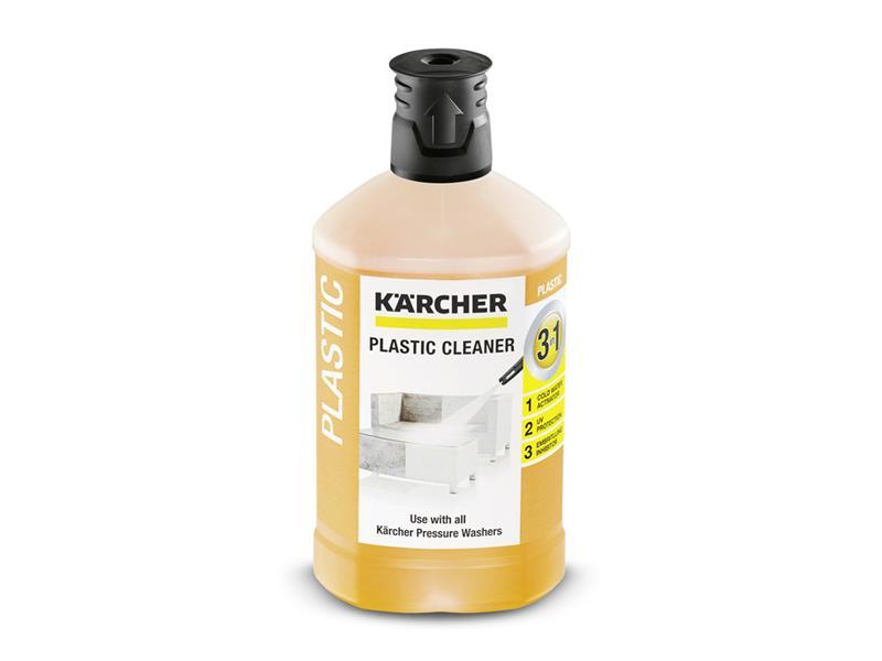 Čistič plastů KÄRCHER 3v1 1L 6.295-758.0