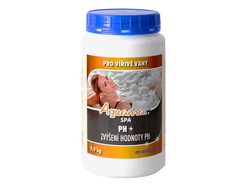 Chemie bazénová MARIMEX AQUAMAR SPA PH+ 0.9 kg 11307021