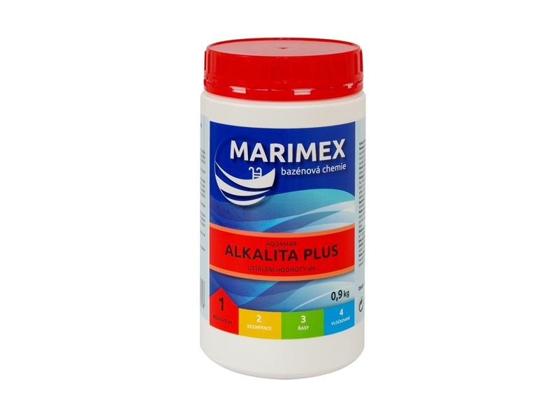 Chemie bazénová MARIMEX AQUAMAR ALKALITA PLUS 0.9 kg 11313112