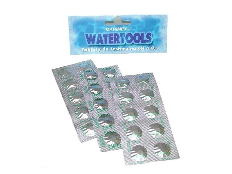 Tablety do testeru na měření O2 MARIMEX 11305016