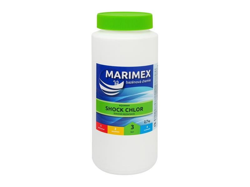 Chemie MARIMEX AQUAMAR CHLOR SHOCK 2.7 kg 11301307