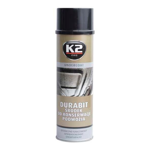 Chemie K2 UNDERCOAT 500 ml - ochranný asfaltový nástřik na podvozek