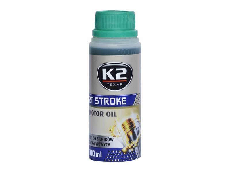 Olej K2 TEXAR 2T STROKE 100ml zelený