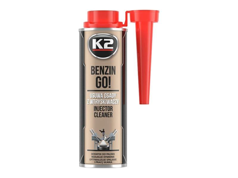 Aditivum do benzinu K2 BENZIN GO 250ml