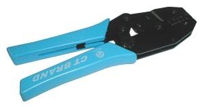 Kleště lisovací na koax TIPA HT-301G