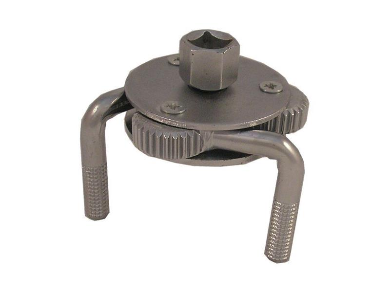 "Klíč na olejový filtr 3/8""(65-130mm), GEKO"