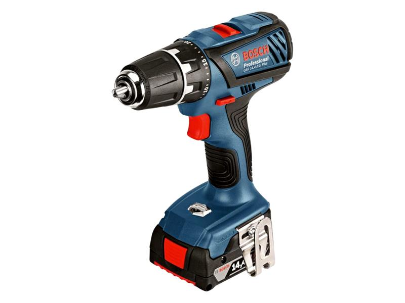 Bosch GSR 14,4-2-LI Plus Professional 0 601 9E6 020