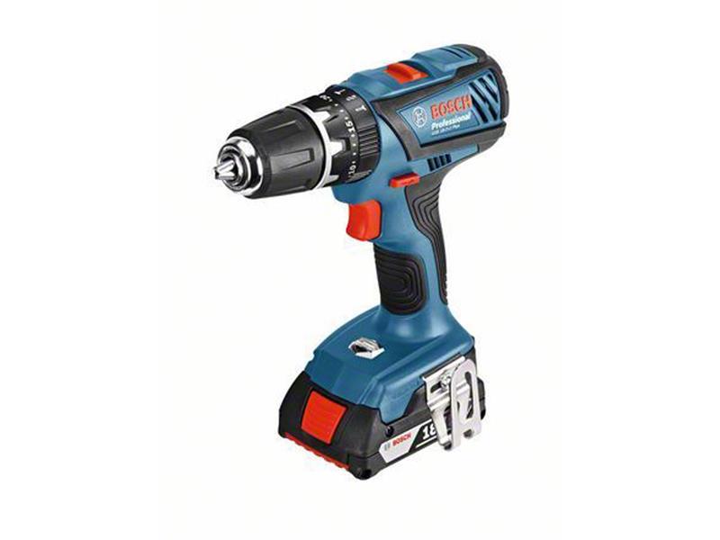 Bosch GSB 18-2-LI Plus Professional 06019E7120 včetně baterie