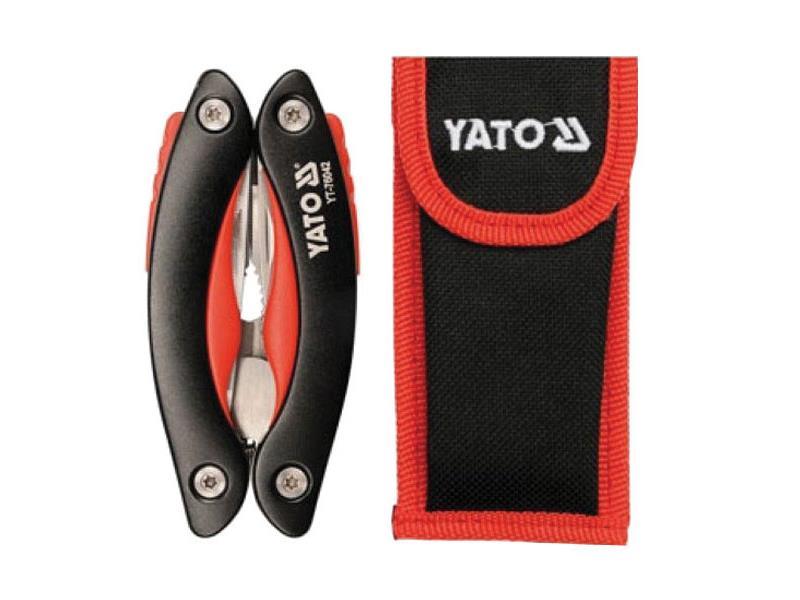 Multifunkční nůž, 9 funkcí, YATO-76042