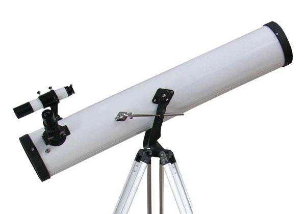 Hvězdářský zrcadlový dalekohled 114-900 teleskop HT-900114
