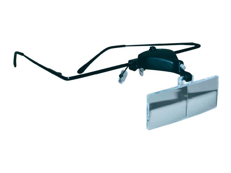 Brýle s lupou a LED RONA 450515, 1,5x/2,5x/3,5x