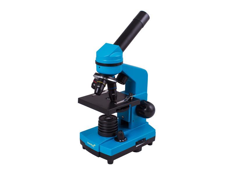 Mikroskop LEVENHUK RAINBOW 2L BLUE