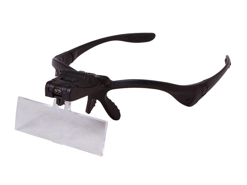 Brýle s lupou LEVENHUK ZENO VIZOR G3
