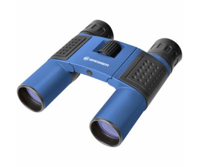 Dalekohled binokulární BRESSER TOPAS 10x25 modrý