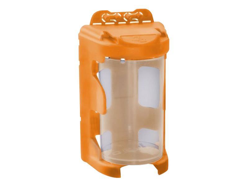 Organizér modulový závěsný - oranžový, 210ml (60 x 92mm), PP, EXTOL 78913