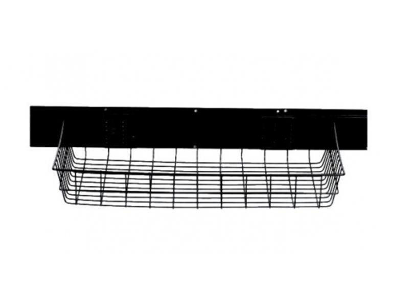 Držák na nářadí G21 BLACKHOOK big basket 63 x 14 x 35 cm