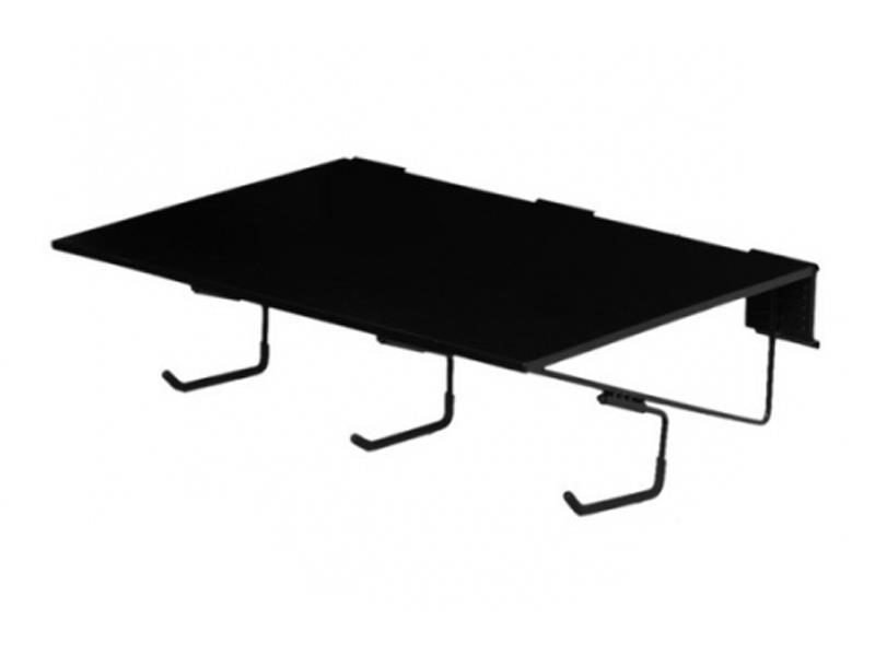 Držák na nářadí G21 BLACKHOOK large shelf 60 x 18.7 x 42 cm