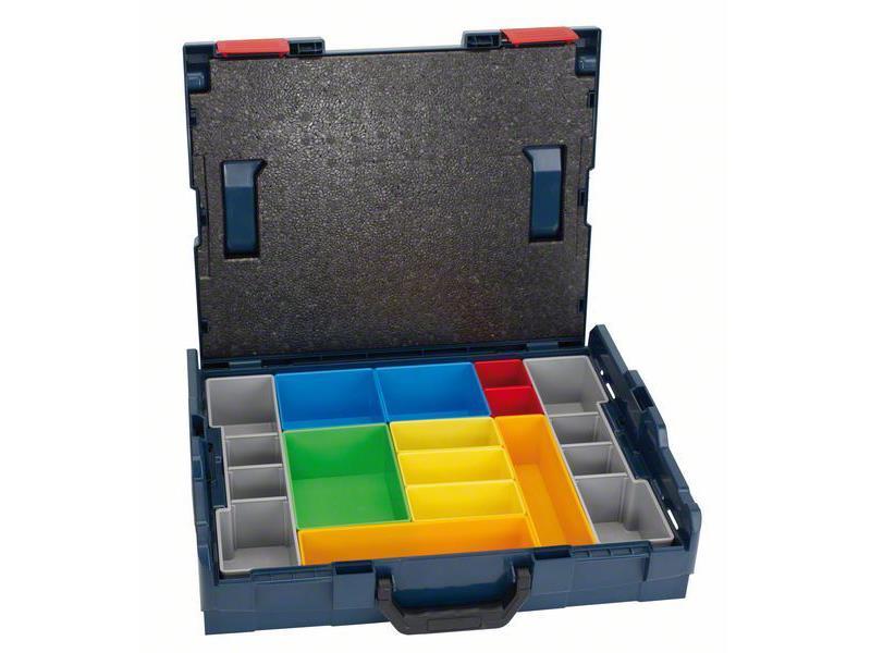 Kufr na nářadí/organizér L-BOXX 102 set 12 kusů BOSCH