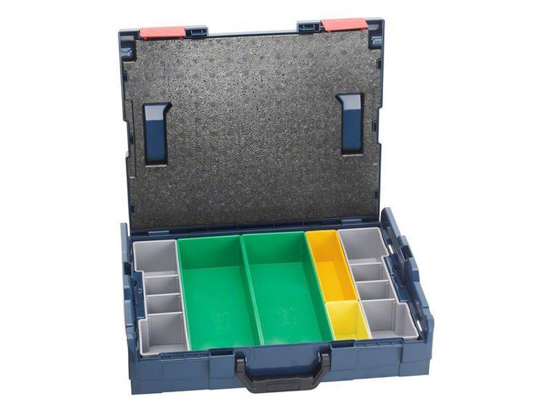 Kufr na nářadí/organizér L-BOXX 102 set 6 kusů BOSCH