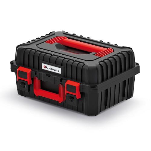 Kufr na nářadí HEAVY černý 445x360x216mm