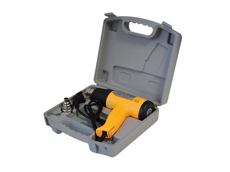 Horkovzdušná pistole ZD-509 v kufříku