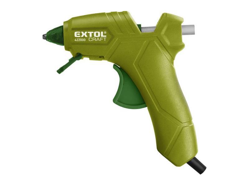 EXTOL CRAFT 422000 lepící pistole 25W