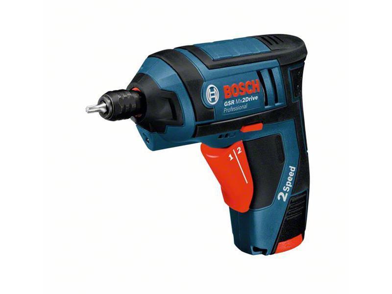 Šroubovák vrtací AKU Bosch GSR Mx2Drive Professional, 06019A2100